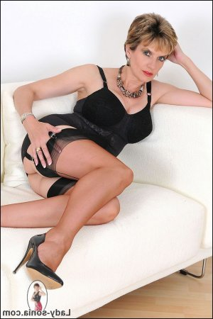 Renette matures escorts Inverness, UK