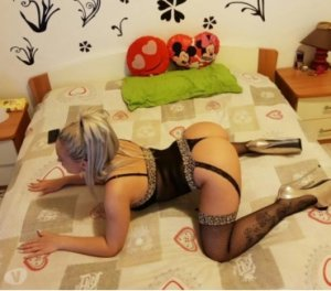 Maria-dolores ukrainian escorts in Cleethorpes